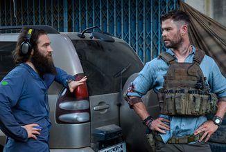 Joe Russo napíše Extraction (Vyproštění) 2 a rozbor akčních scén