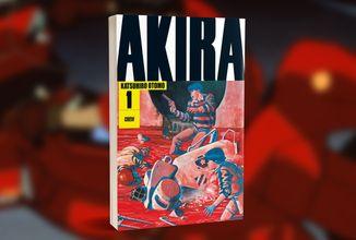 Kultovní manga Akira míří do Česka