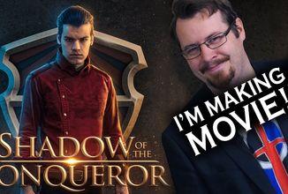 Shadow of the Conqueror je fantasy na kterém se podílí i čeští šermíři