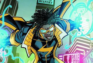 Černošský Superhrdina Static se vrátí do DC v roce 2021