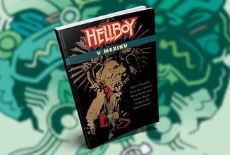 Hellboy bojující s upíry, ďábelskými krocany a kocovinou v komiksu Hellboy v Mexiku