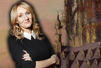 J. K. Rowling spustila novú Harry Potter stránku pre ľudí v karanténe