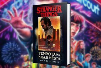 Detektiv Hopper vzpomíná na tajemný případ v novém románu ze série Stranger Things