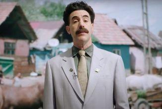 Borat sa vracia v ďalšej sérií, tentoraz omnoho skutočnejší