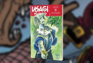34. svazek série Usagi Yojimbo představí čtyři povídky z různých období