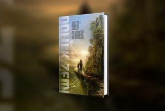 Nové vydání sci-fi románu Dolů k Zemi od jednoho z nejlegendárnějších autorů tohoto žánru