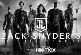 Snyder Cut filmovej Ligy spravedlnosti skutočne uvidíme na HBO Max