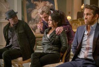 Bodyguard Michael Bryce nemá v životě chvíli klidu, sequel Hitman's Wife's Bodyguard se představuje v oficiálním traileru