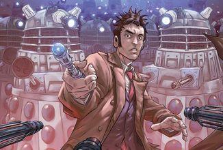 Doctor Who: Time Lord Victorious na množstve nových obrázkov z Comic-conu