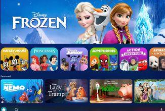 Disney+ za první den získalo 10 milionů uživatelů