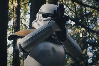 Prvá epizóda Star Wars: Bucketheads slávi úspech