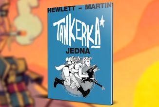 Kultovní komiks Tank Girl se po 32 letech objeví na pultech obchodů v češtině