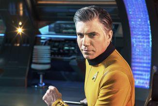 Kapitán Pike zrejme dostane vlastný seriál