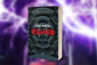 Detektivní thriller z alternativní historie s vynálezy Nikoly Tesly