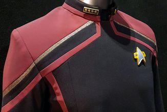 Poznáme Picardovu admirálsku uniformu a tematický komiks zo Star Trek: Picard