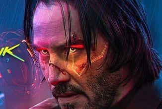 Koncept Billyho Crammera ukazuje, jak by mohl vypadat trailer pro filmový Cyberpunk 2077