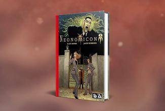 Lovecraftovský komiks Neonomicon se brzy objeví v prodeji