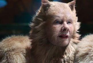 Filmová adaptace klasického muzikálu Cats finančně propadá