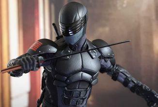 Snake Eyes nám ukáže kung-fu mýtus ve sci-fi kabátku