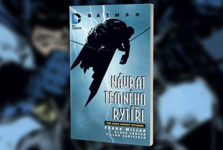 Kultovní temná verze Batmana ve svém třetím vydání