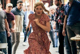 Penélope Cruz nebo Jessica Chastain v akčním thrilleru The 355, diváci se jej dočkají začátkem roku 2022