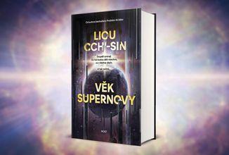 Román Věk supernovy nabízí velmi zajímavou postapokalyptickou myšlenku