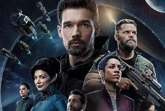 Po úspěšné petici se vrací seriál The Expanse