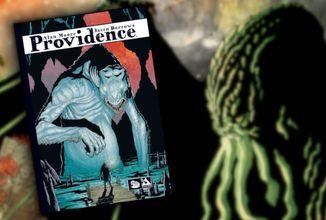 Lovercraftovský komiks Providence sa konečne prebúdza v komplexnom českom vydaní