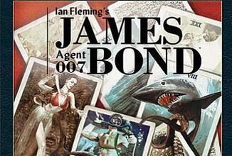 Vydání komiksového Jamese Bonda bylo odloženo na listopad/november