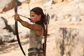 Tomb Raider snáď o rok, Free Guy už teraz, Gentlemani ktovie kedy