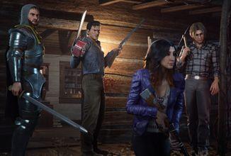 Ash Williams přichází ve své vlastní hře Evil Dead: The Game