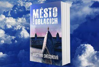 Česká autorka Kristýna Sněgoňová přeskakuje do žánru sci-fi a připravuje nový román s názvem Město v oblacích
