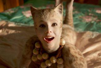 """Neúspešný muzikálový film Cats dostal """"Butthole cut"""""""