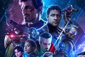 Avengers: Endgame s novými hercami? Alternatívny plagát ukazuje netušené možnosti