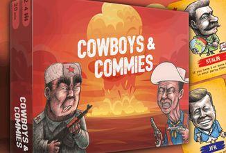 Česká hra Cowboys &Commies sa nás snaží nalákať cynickým pohľadom na studenú vojnu