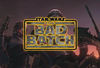 Star Wars: Clone Wars pokračujú v podobe skupiny klonov Bad Batch