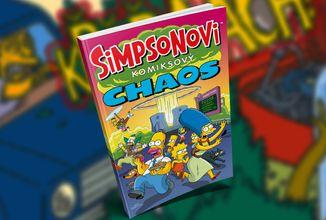 V červenci nás čeká dvojitá dávka komiksových Simpsonů