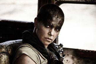 Charlize Theron je sklamaná, že si nezahrá v prequeli  Mad Max: Furiosa