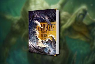 Hemživý chaos a další příběhy: Nová kniha otca moderného hororu Lovecrafta je na pultoch kníhkupectiev