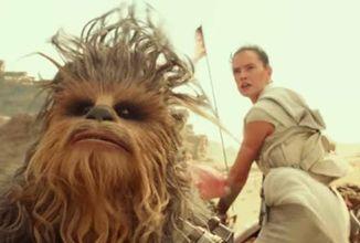 """""""ONI LIETAJÚ!"""" ozýva sa v ukážke z nových Star Wars"""