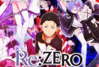 Re:Zero kara Hajimeru Isekai Seikatsu v traileru na 2. sérii