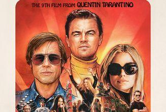 Quentin Tarantino chystá knihu podle filmu Tenkrát v Hollywoodu
