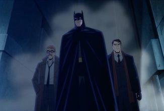 Batmanův Dlouhý Halloween se prezentuje trailerem na druhý díl