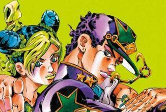 Oficiální oznámení JoJo's Bizarre Adventure Part 6: Stone Ocean anime