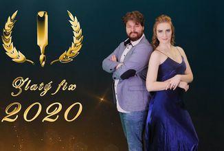 Slavnostní galavečer Zlatý fix 2020