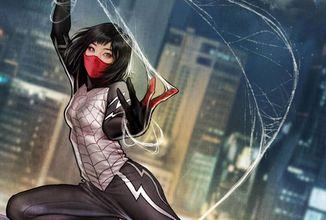 Nová pavúčia superhrdinka od Sony a Batman dostal koronavírus