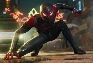 Spider-Man: Miles Morales přinese kompletní příběh i podporu ray tracingu