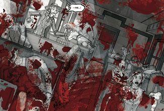 Spojení filmu Ohnivé sedlo a série The Walking Dead v remasterovaném komiksu Deadskins!