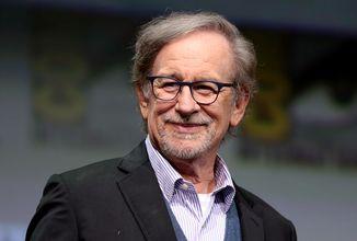 Steven Spielberg podepsal s Netflixem dohodu, doposud je hanil