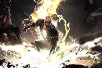 Na DC FanDome se ukázal i Black Adam v podobě The Rocka